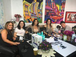 Sandra Noemi Torres & Carolyn Aronson