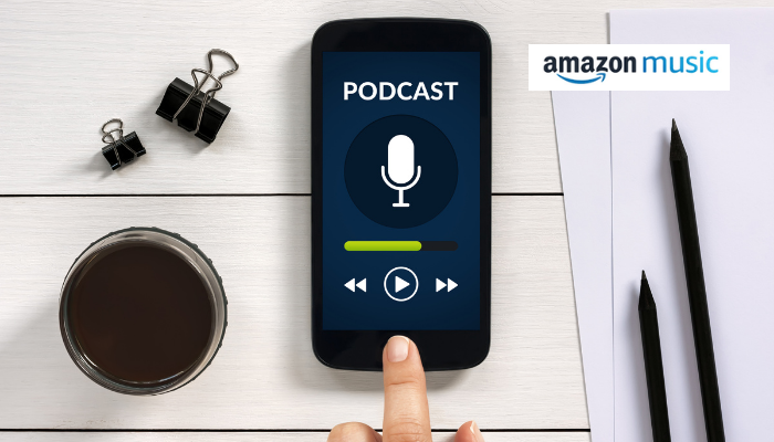 Add your podcast to Amazon music